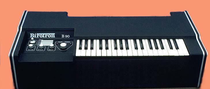 Birotron Sound Library Recordings (Mid-1970's)
