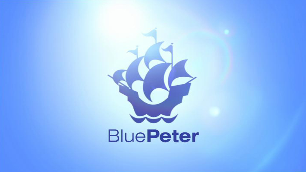 Blue Peter opening titles (Without the clips version; 2004)