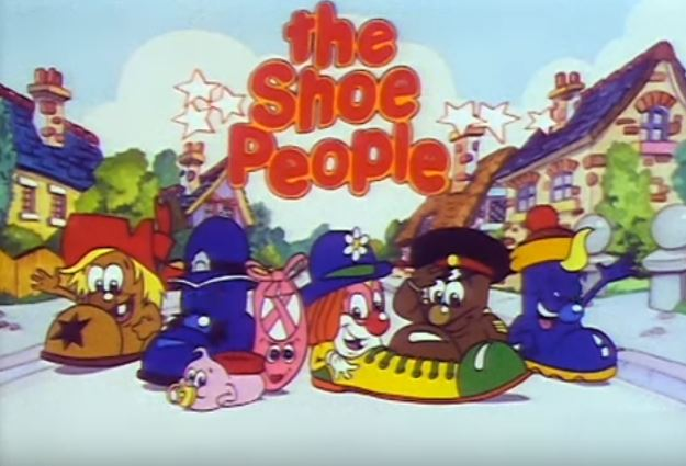 The Shoe People (Lost US Dub)