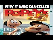 THE POPEYE MOVIE is Back! Plus Why it was Cancelled in 2015