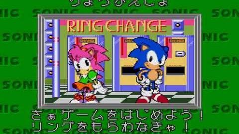 Sonic Jr. (Unreleased Pico Game, 1994)