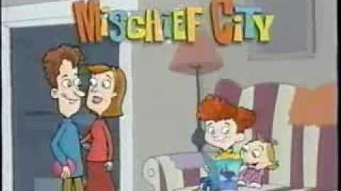 Mischief City (Lost YTV cartoon, 2005)
