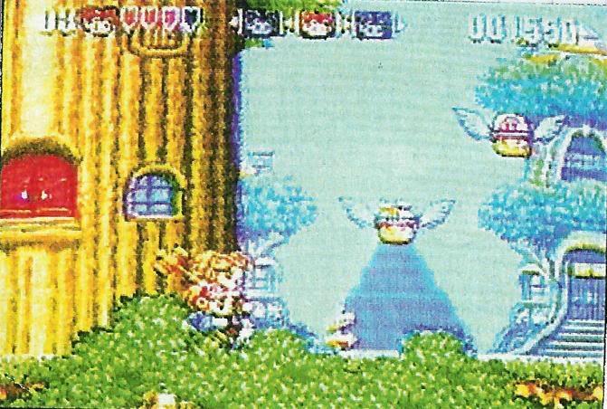 Metamor Kid Goomin (cancelled SNES game)