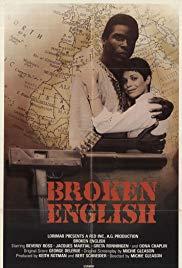 Broken English (Rarely Seen 1981 Film)