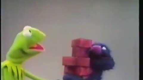 Svenska Sesam Grodan Kermit och Grover förklarar här och där