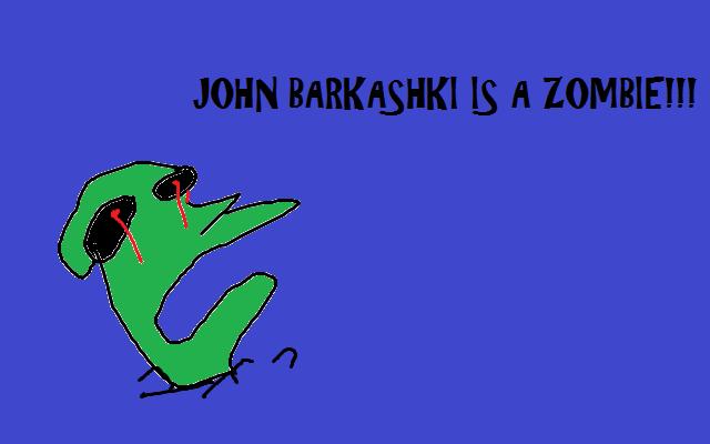 Teh John Boi is a Zombie (Durv: The Serie Lost Episode) 1998