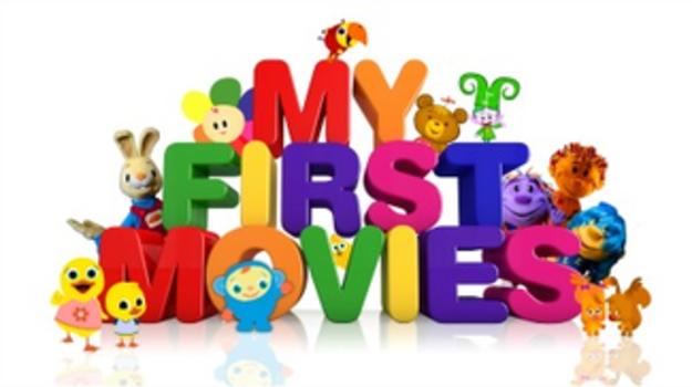 My First Movies (Partially Lost BabyFirst Cinema Movie Series)