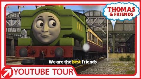 Thomas & Friends Lost Music Videos