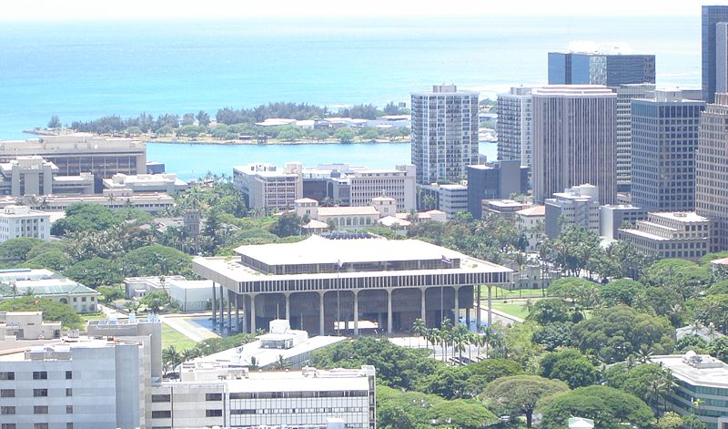 Siège du Parlement Hawaiien