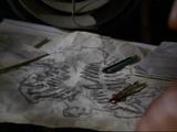 Mappe e annotazioni della Rousseau