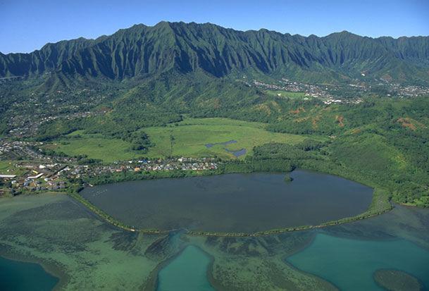 Lieux de tournage à l'Est d'Oahu