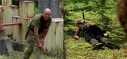 Локк убивает Наоми.