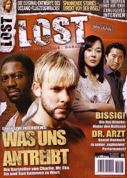 Lost − Das offizielle Magazin/Ausgabe 3
