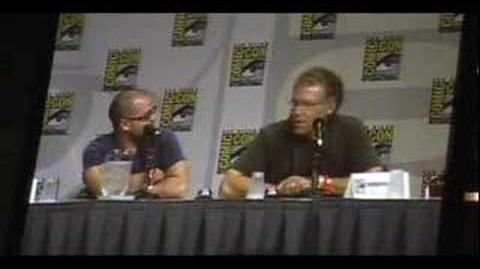 Lost at Comic Con '07 (clip 2 of 4)