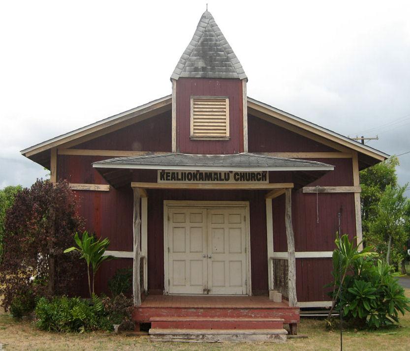 Église Ke Ali'i O Ka Malu