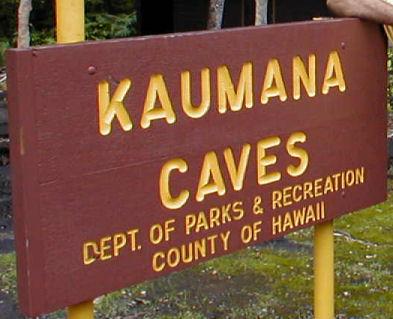 Grottes Ka'umana