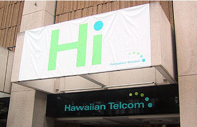 Hawaiian Telcom Building