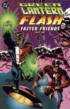 Green Lantern & Flash: Faster Friends No. 1