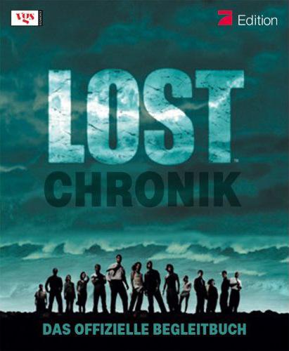 Lost Chronik: Das offizielle Begleitbuch