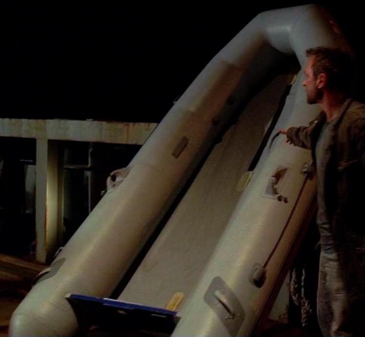 Zodiac-Schlauchboot