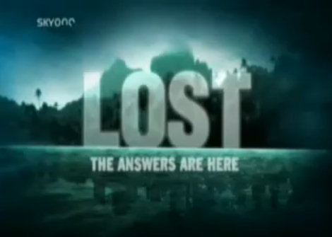 Lost : The Answers Are Here