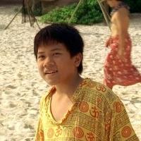 Thailändischer Junge