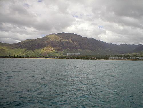 Large de Makaha et de Makua