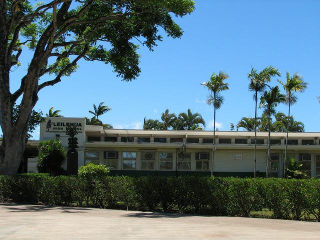 Lycée Leilehua