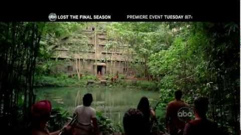 Lost s06 promo with new footage rus