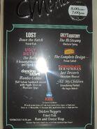 Commissary menu late 2007