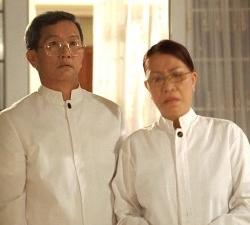M. et Mme Tranh