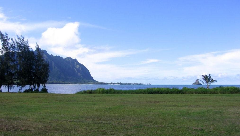 Parc Waiahole Beach