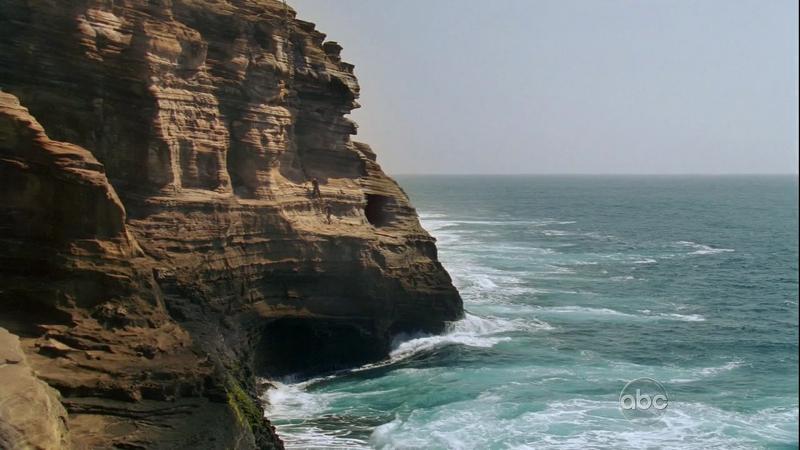Cueva del acantilado