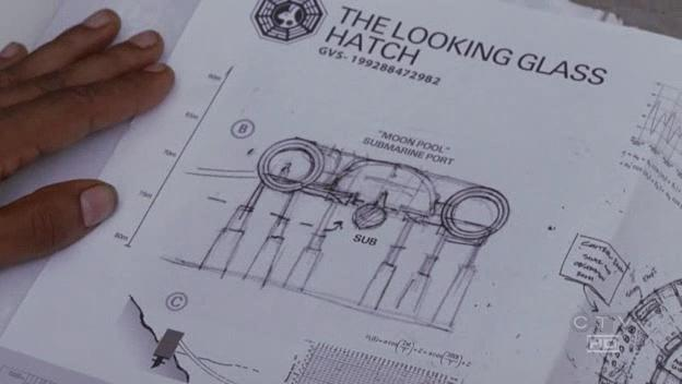 Sayid's Looking Glass Blueprint