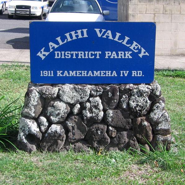 Parc de la Vallée Kalihi
