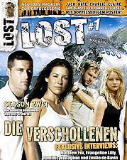 Lost − Das offizielle Magazin/Ausgabe 1