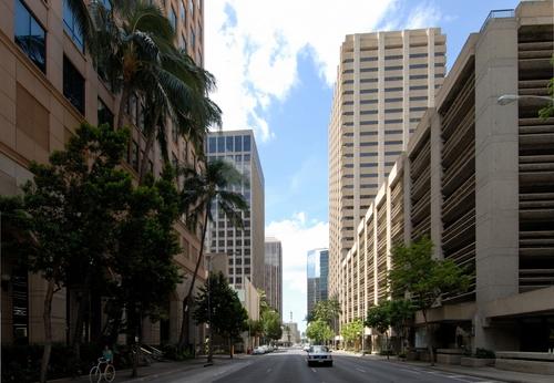 Alakea Street