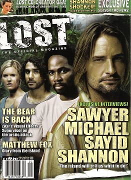 Sawyer, Michael, Sayid, Shannon