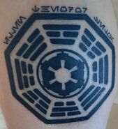 Imperial Dharma Tattoo