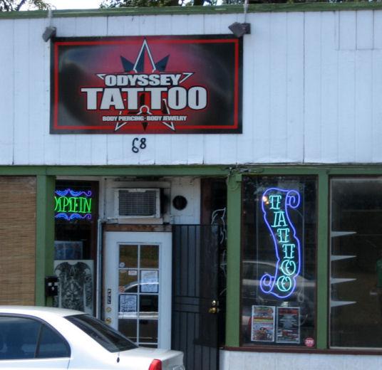 Odyssey Tattoo Gallery