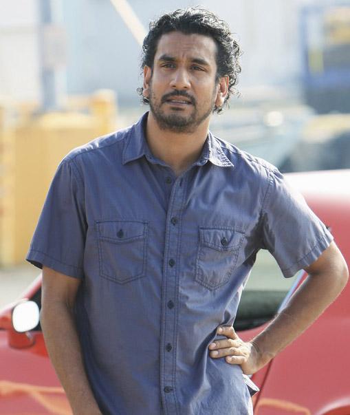 Sayid Jarrah/Seitwärtsblenden