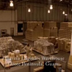 DHARMA Logistics Warehouse