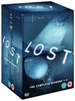 Lost: Series One - Two - Three - Four - Five