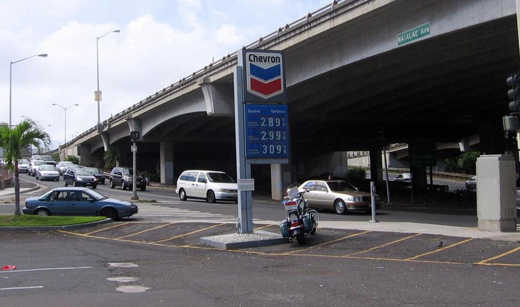Station-service Chevron