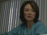 Einliefernde Krankenschwester