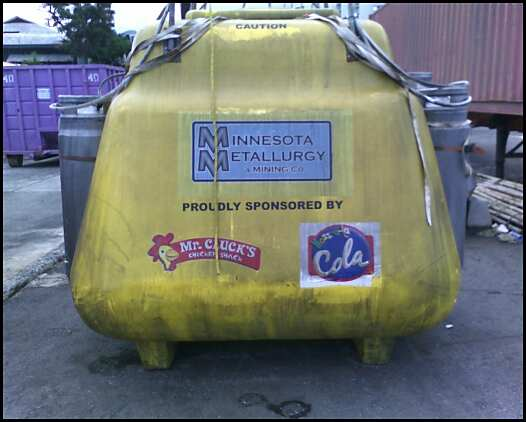 Minnesota Metallurgy