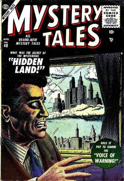 Mystery Tales No. 40