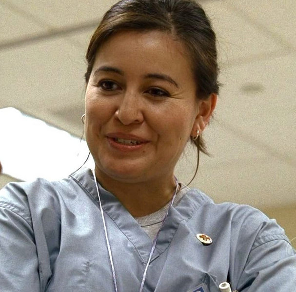 Krankenschwester (Michaels Krankenschwester)