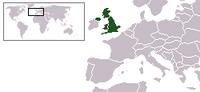 Reino Unido en Lost