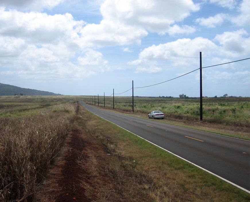Kaukonahua Road